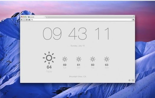 chrome-extension-meteo
