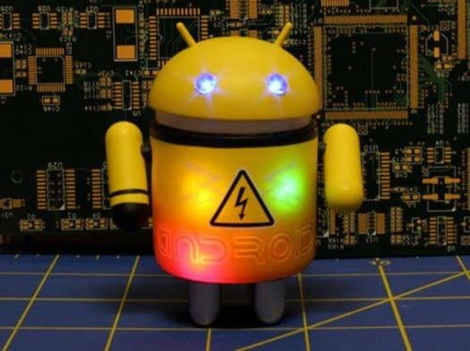 Applis Android qui affichent des pubs en notifications