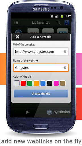android-symbaloo