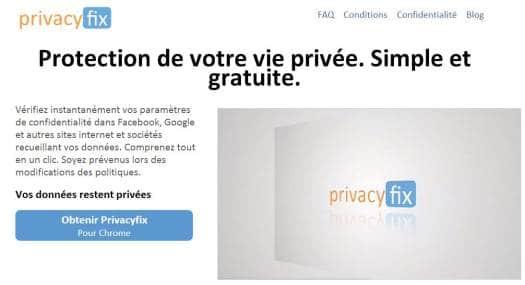 Qui nous traque sur le Web ? Privacyfix