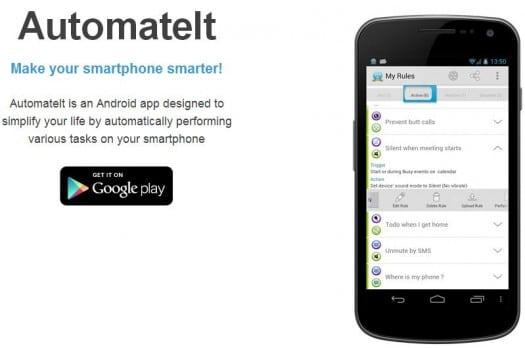 android-automatisation