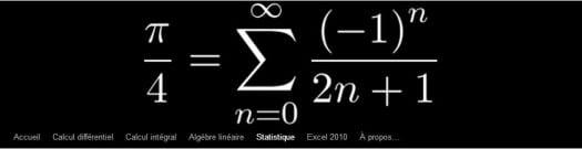 Des cours de maths en vidéo, le projet Mathéma