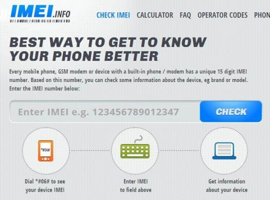 imei-information