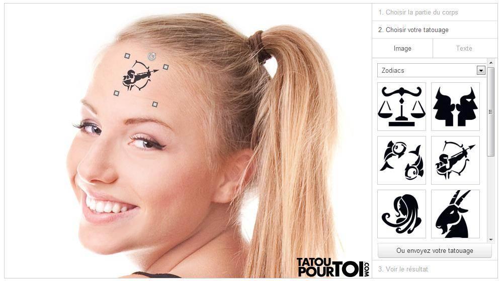 simulation de tatouages en ligne tatoupourtoi les infos de ballajack. Black Bedroom Furniture Sets. Home Design Ideas