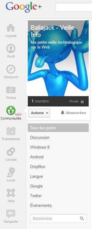 google+-communaute
