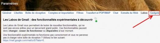 gmail-parametres