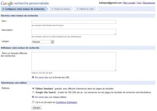 google-recherche-personnalisee