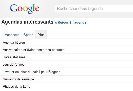 information-google-agenda