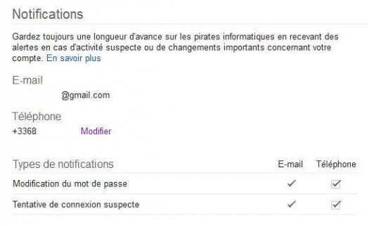 google-notification-compte