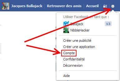 facebook-menu-option