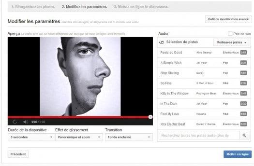 youtube-diaporama