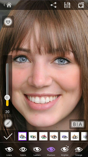 android-maquillage