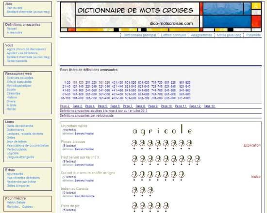 dictionnaire-mots-croises