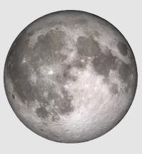Voir la lune sur Android, Phases de la Lune