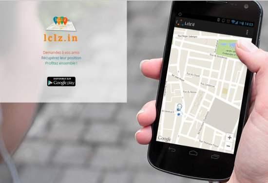 Application Android pour demander une position géographique