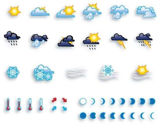 Une application météo complète pour Android, Meteo Ciel