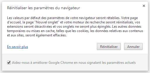 reinitialisation-chrome