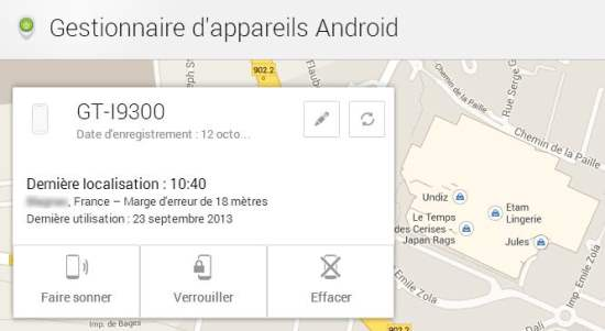 localisation-android