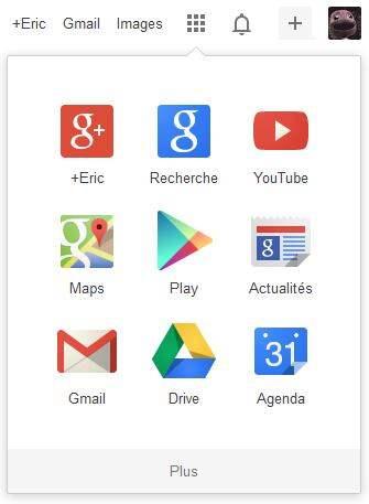 Personnaliser le launcher de Google