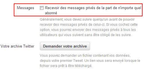 twitter-option-message-prive