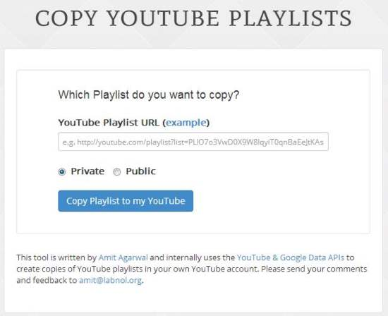 youtube-copier-playlist