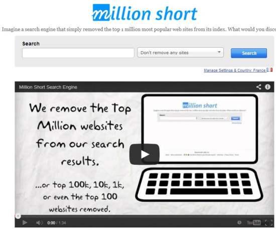 million-short