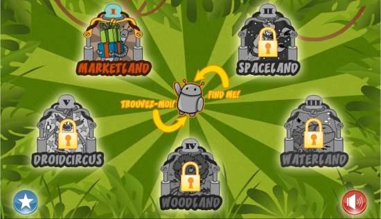 Un jeu d'observation pour Android, Où est Droid ?