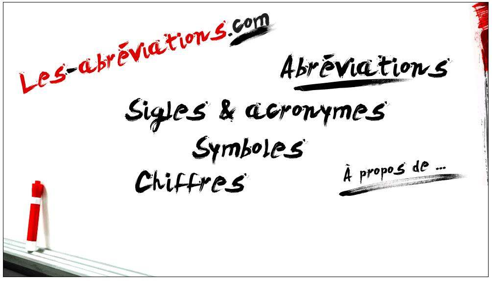 signification-abreviation-sigle-symbole