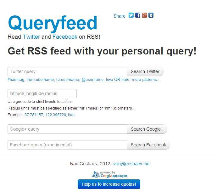 querryfeed