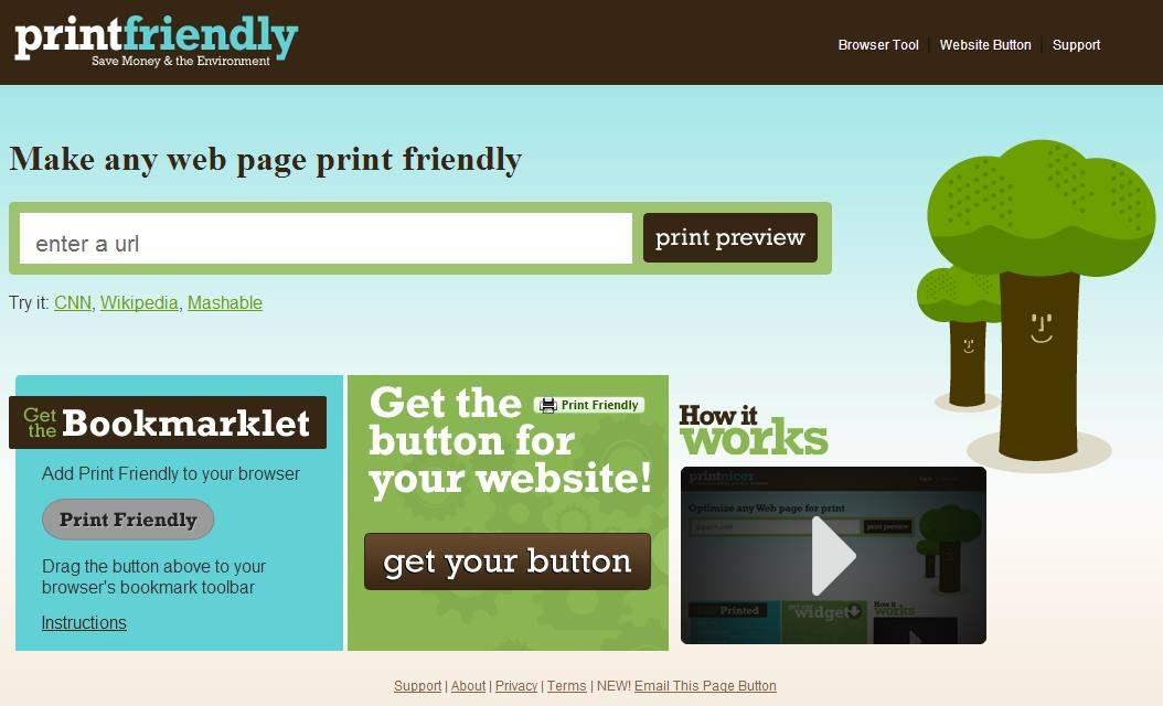 print-friendly
