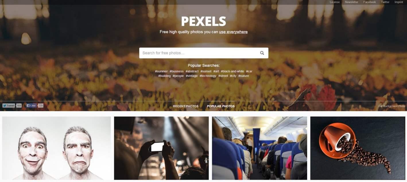 Des centaines de photos en haute définition pour vos sites