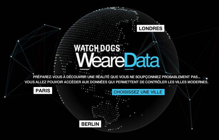 Une surveillance à la Watch Dogs à Paris, Londres et Berlin