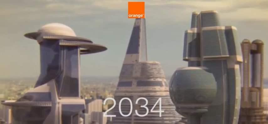 Orange vous parle du futur, Future Self