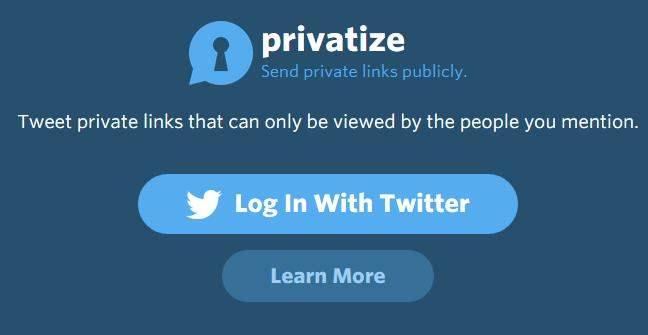 privatize