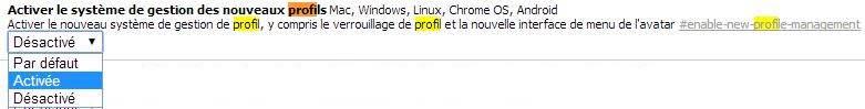 Verrouiller Chrome avec un mot de passe