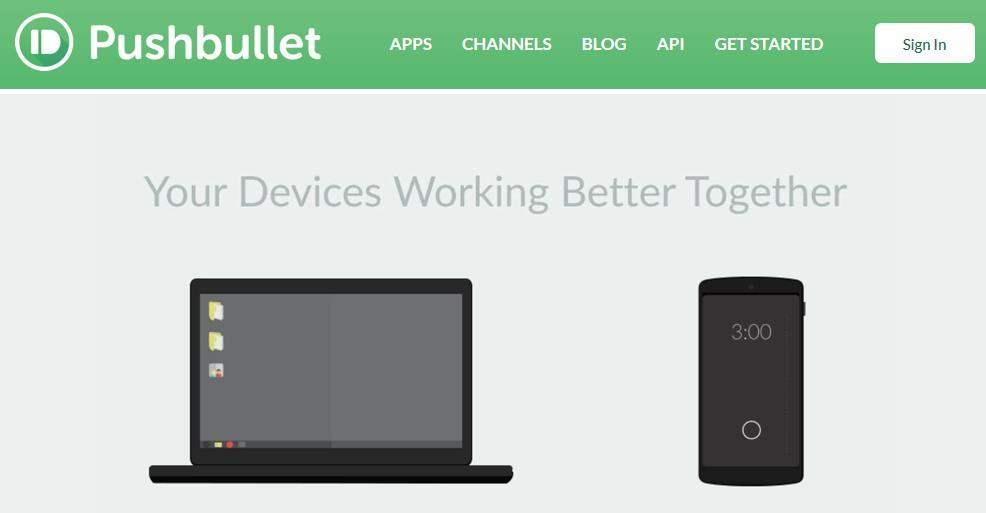Recevoir les notifications d'un smartphone sur ordinateur