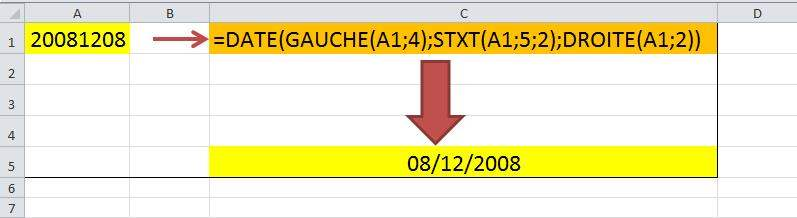 Les fonctions de gestion de dates dans Excel