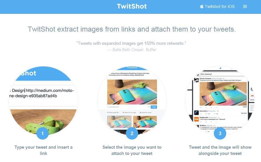 Comment ajouter automatiquement une image à un tweet