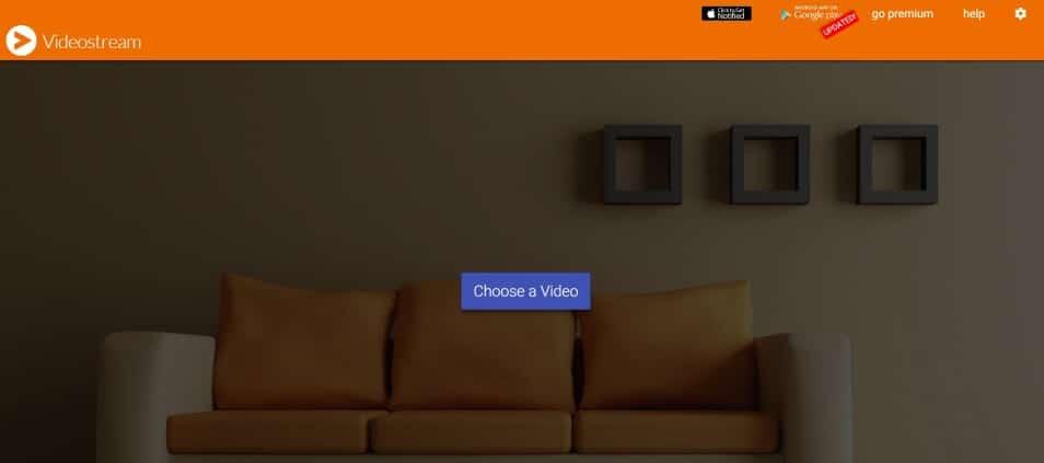 Streamer n'importe quelle vidéo vers un Chromecast