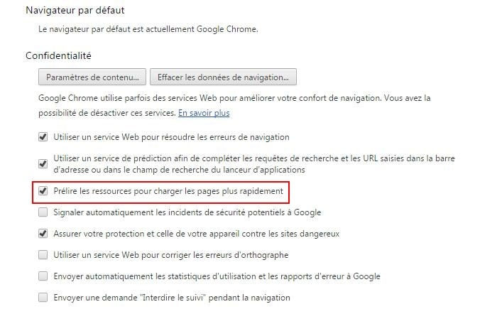 Comment résoudre l'erreur ERR_NAME_NOT_RESOLVED dans Chrome