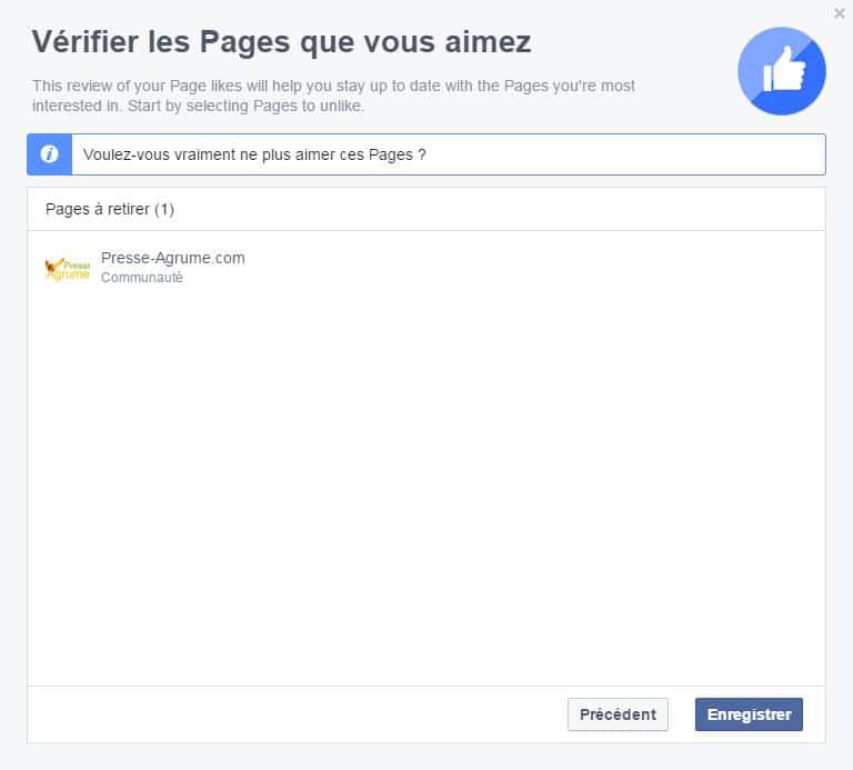 facebook-desabonnement-pages-aimees-confirmation