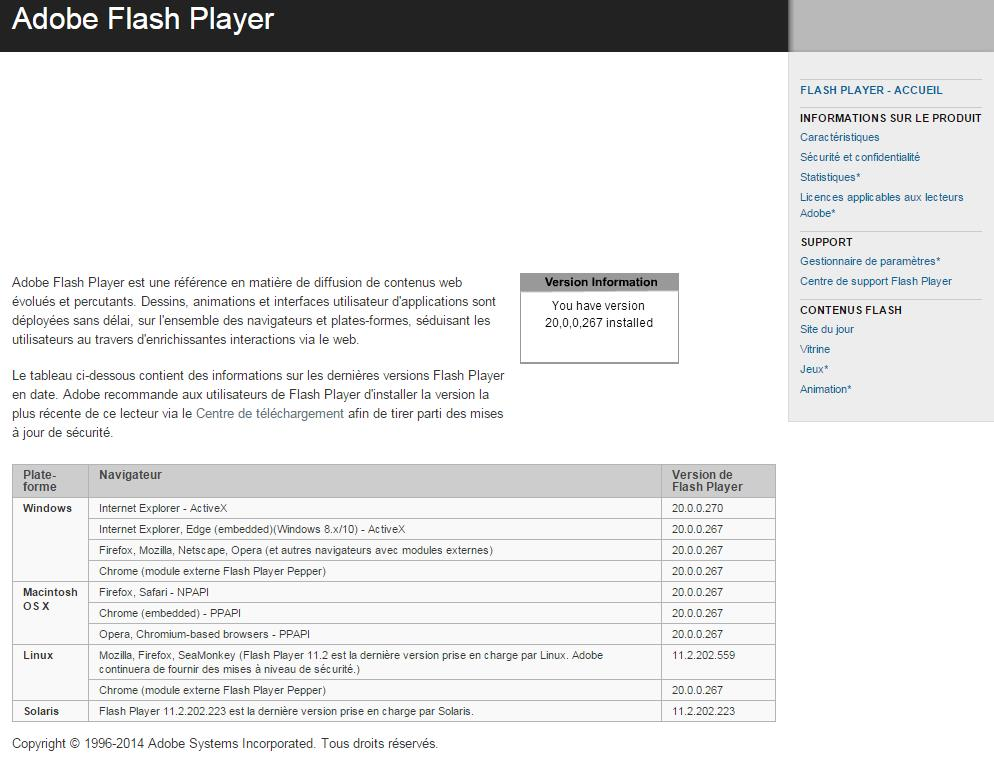 flash-player-version