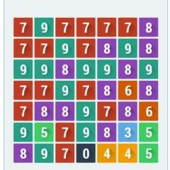 Jouer avec les nombres sur Android, Zer0