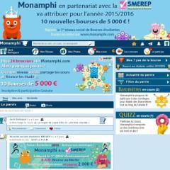 Trouver des cours en ligne, Mon Amphi