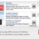Le meilleur plug-in d'insertion de pub pour WordPress