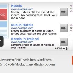 Le meilleur plug-in d'insertion de pub pour WordPress