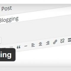 Désactiver les fonctions de blog de WordPress