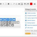 Capture de pages Web dans Chrome