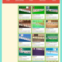 Jouer au Solitaire dans son navigateur Web