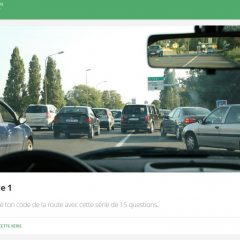 Réviser gratuitement le Code de la route